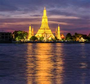 Thrilling Thailand Tour Package